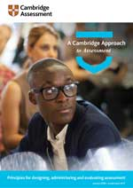 A Cambridge Approach to Assessment