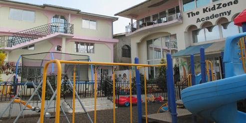 Life goes on playground - image
