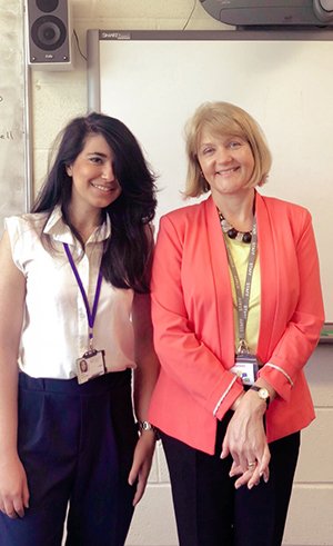 Working with Refugees Rassina Asaad - Manchester College Tutor