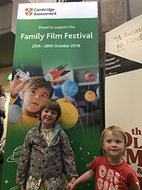 Cambridge Family Film Festival