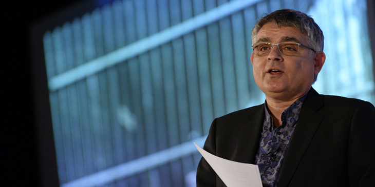 Saul Nassé Chief Executive of Cambridge Assessment