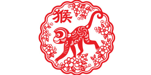 Year of monkey 493 x 247 - image